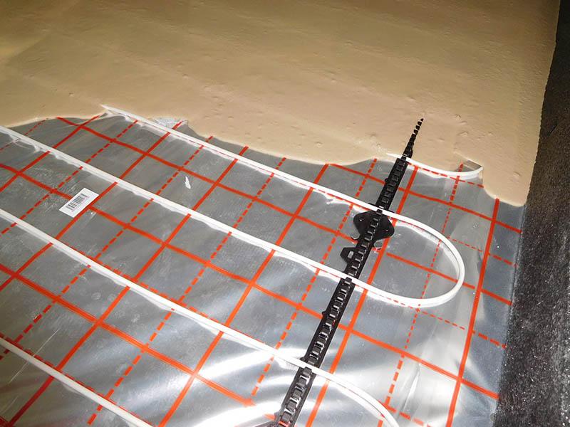 Elektrické topné kabely do podlahy